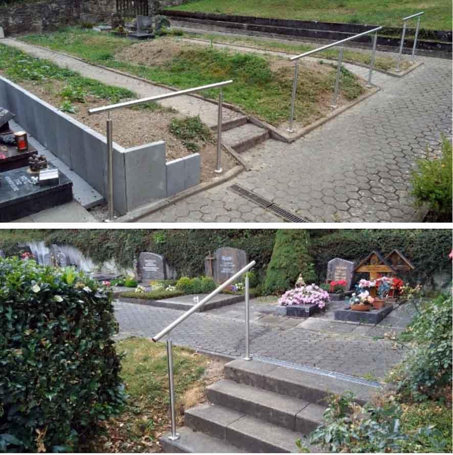 Handläudfe Weinährer Friedhof