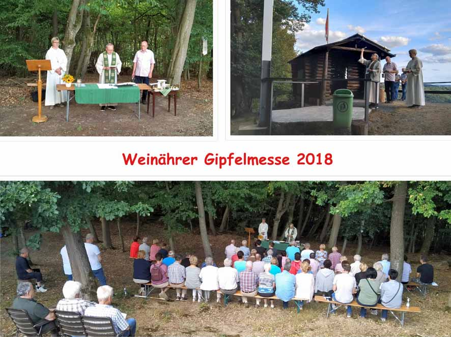 Gipfelmesse 2018