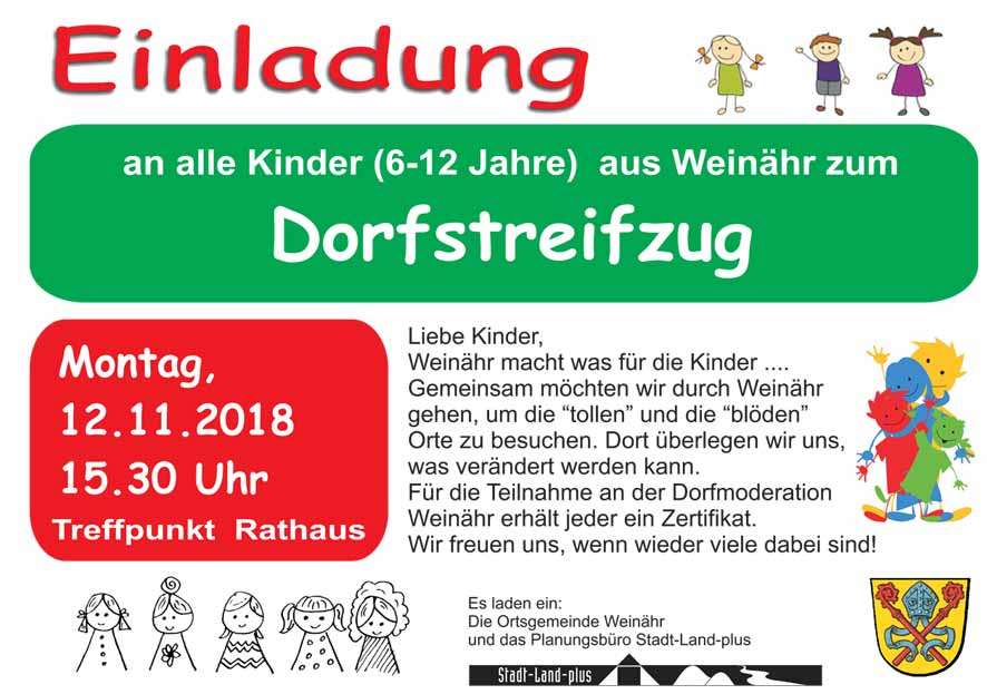 Einladung Dorfstreifzug_Weinähr.cdr