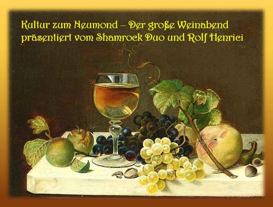 Kultur zum Neumond Weinabend Titelbild Kopie